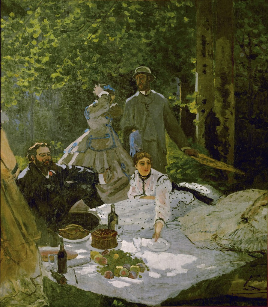 Le Déjeuner sur l'herbe (Luncheon on the Grass)