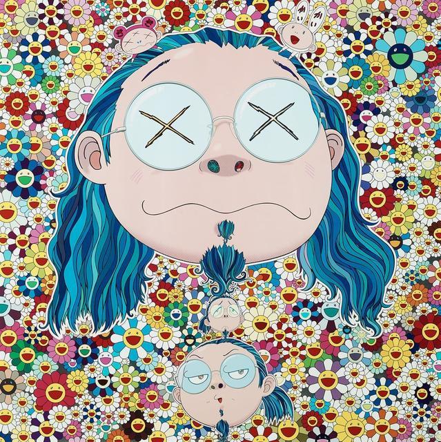 Takashi Murakami, 'Self-Portrait of the Distressed Artist', 2011, Hang-Up Gallery