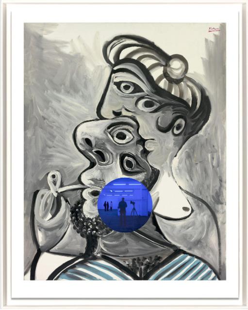 Jeff Koons, 'Gazing Ball (Picasso Couple)', 2017, David Benrimon Fine Art