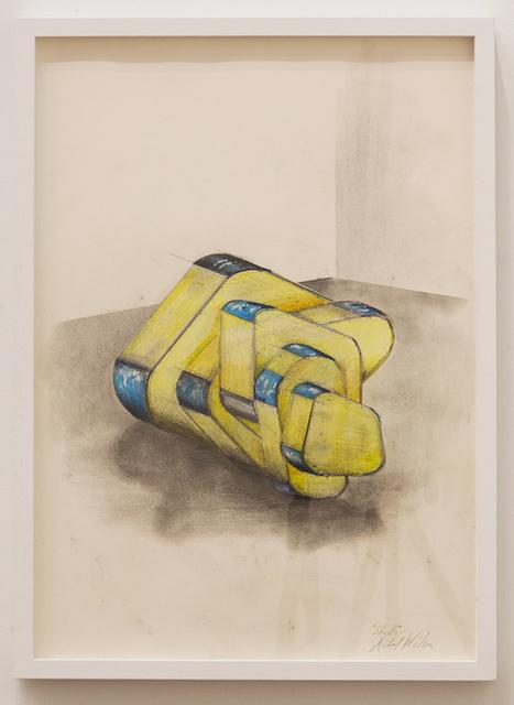 Richard Wilson, 'Shells', 2018, Galleria Fumagalli