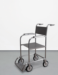 Untitled (wheelchair)