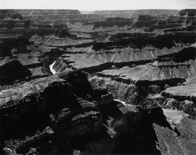Ansel Adams, 'Grand Canyon National  Park, West from Mojave Point, Arizona', 1947, Etherton Gallery