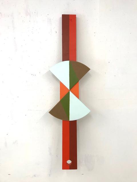 , 'Whirl,' 2018, Klowden Mann