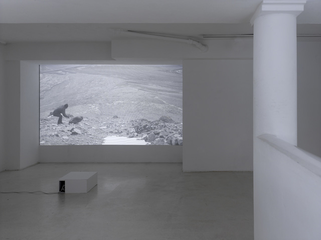 , 'And The Post-Modern Collapse Of Time And Space,' 2013, Sies + Höke
