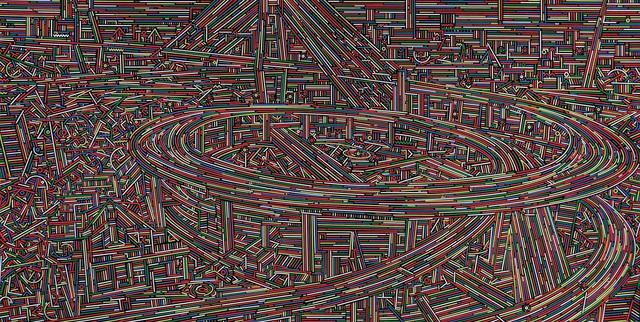 , 'City Stream No.13,' 2014, ART LABOR Gallery