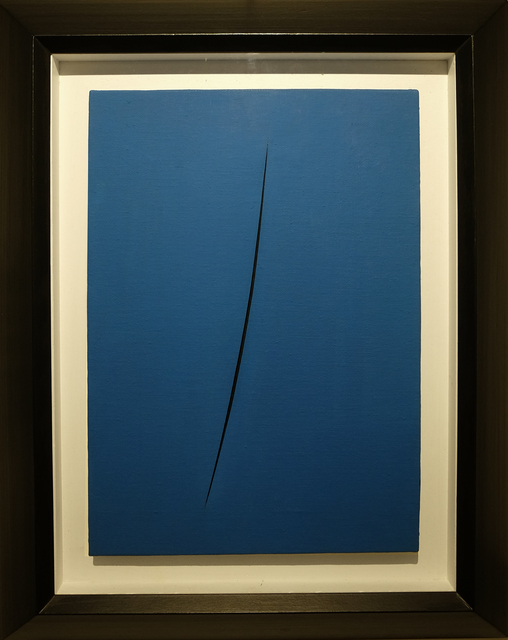 , 'Concetto Spaziale, Attesa,' 1961, Our Gallery