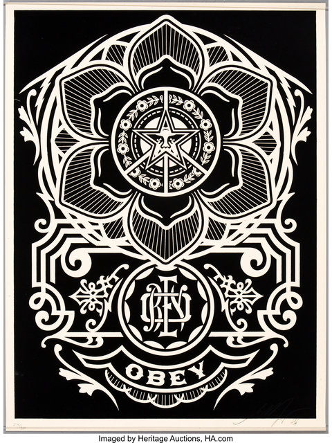 Shepard Fairey (OBEY), 'Peace Ornament', 2006, Heritage Auctions
