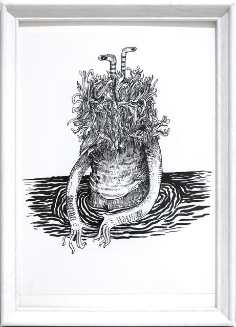 , 'Dipping ,' 2017, Chan + Hori Contemporary