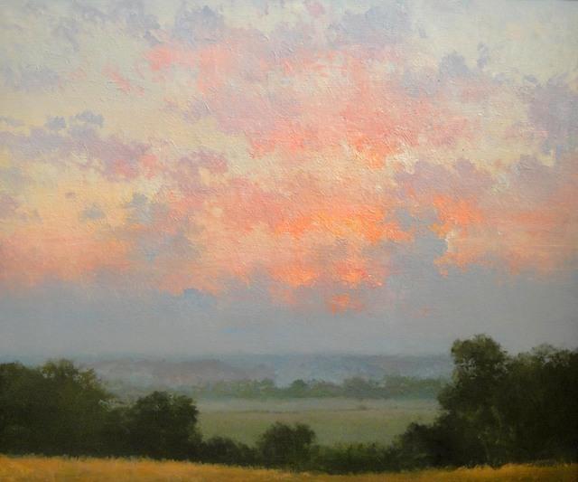 Hal Holoun, 'Silence of Morning', 2011, Kiechel Fine Art
