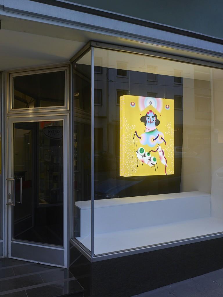 Courtesy by CAPRI; the artist; Edouard Malingue Gallery; Photo by Achim Kukulies
