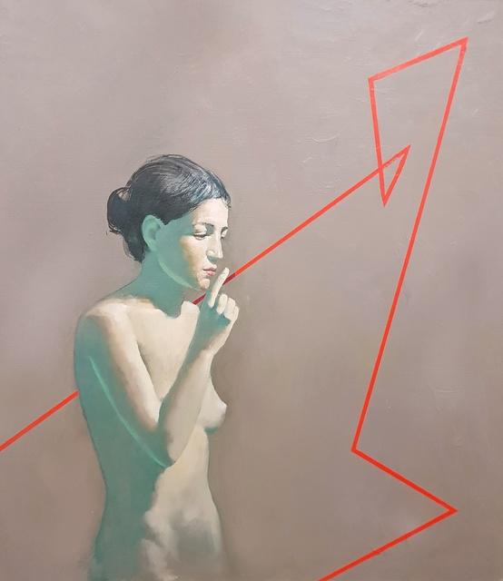 Yana Germann, 'Lines 2', 2019, Recreational Enterprises & Perseus Gallery
