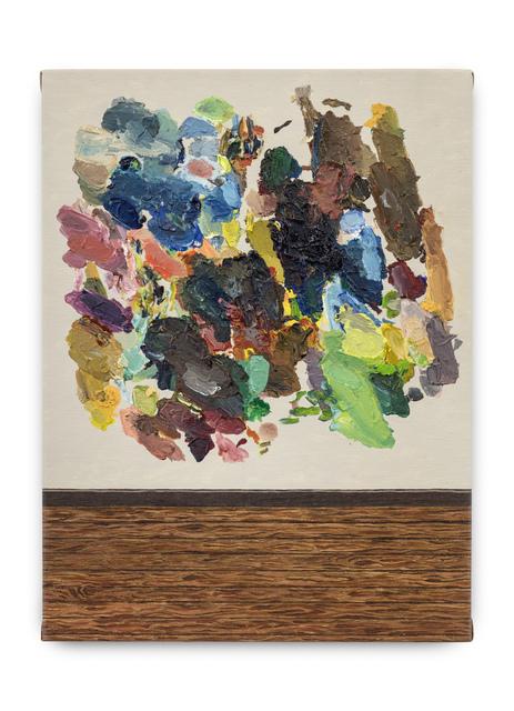 , 'Acelerar contra a parede [ Speed up against the wall],' 2017, Casa Triângulo