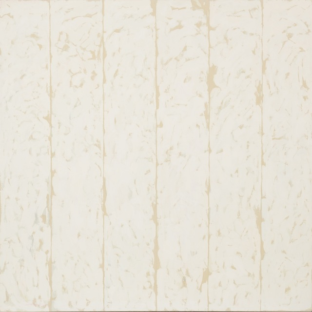 Mala Breuer, '7.79 (white)', 1979, Bentley Gallery
