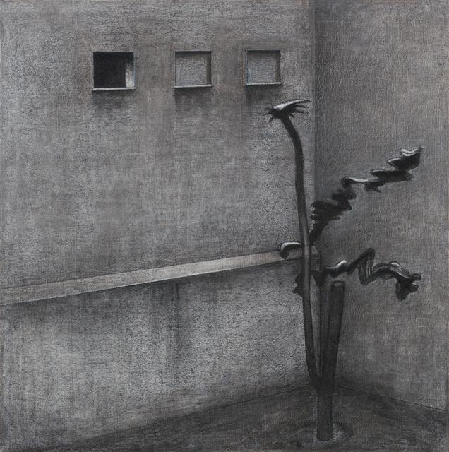 , 'Backyard,' 2018, Galerie Kovacek & Zetter