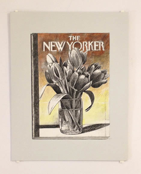 Richard Baker, 'The New Yorker', Clark Gallery