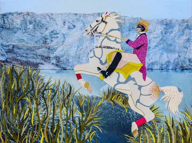 , 'Arctic Charade - White Zorro ,' 2017, Rademakers Gallery