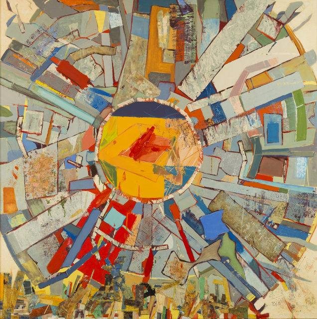 Robert S. Neuman, 'Pedazos del Mundo #14,' 1962, Childs Gallery
