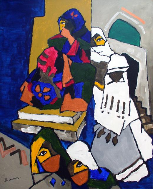 , 'Women from Yemen,' 2006, Aicon Gallery