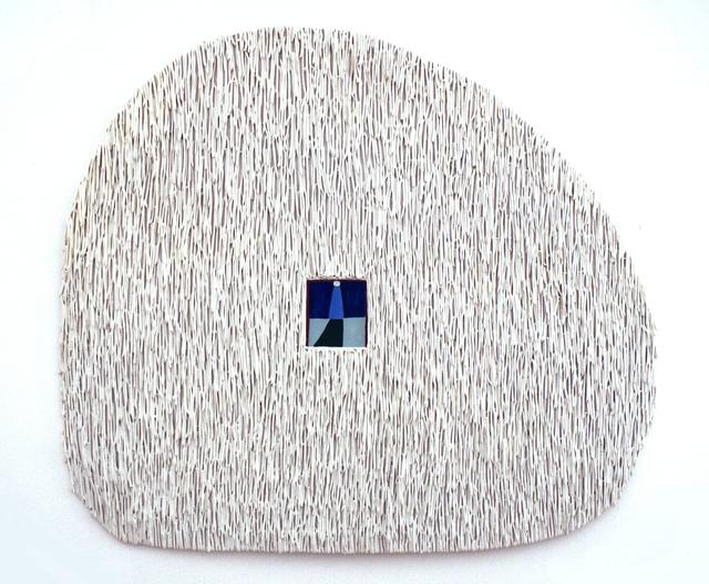 , 'Miner/Breathing,' 2018, James May Gallery