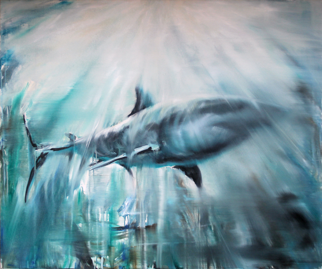 , 'Elephant Song_Shark,' 2016, aA29 Project Room