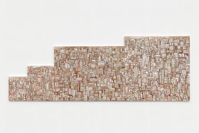 , 'City,' 2017, Charles Nodrum Gallery