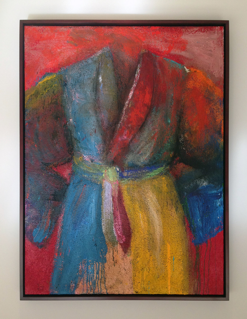 Jim Dine, 'Gin from our Still', 2014, Painting, Acrylic, sand and charcoal on wood, Jonathan Novak Contemporary Art