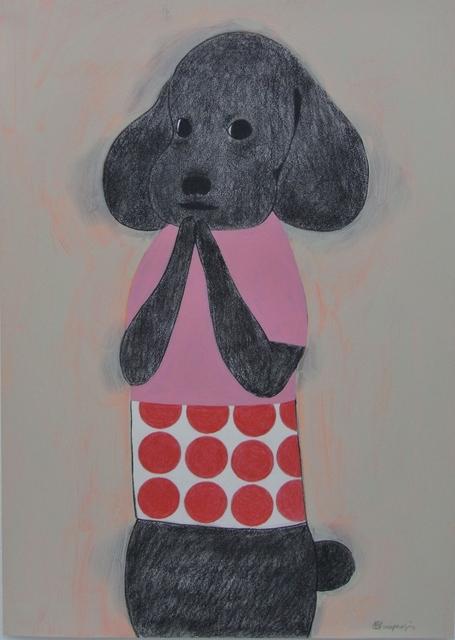 , 'Dots Poodle,' 2016, Ohshima Fine Art