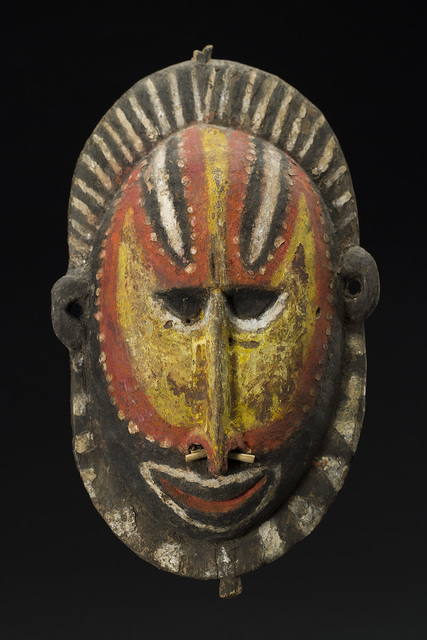 , 'Yam Mask, Abelam People East Sepik Province, PNG Ex: Michael Hamson,' Early 20th C., Cavin Morris Gallery
