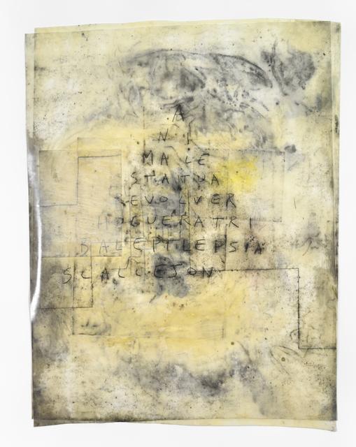 , 'Scalp 7,' 2018, Galerie Thomas Bernard