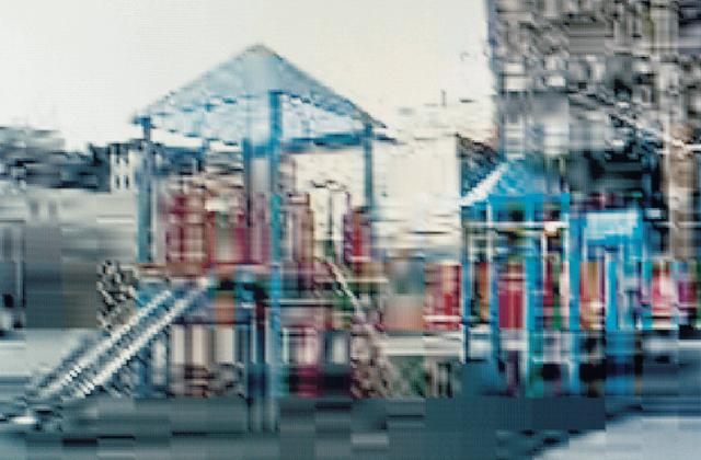 , 'Playground #2,' 2002, Galerie Richard