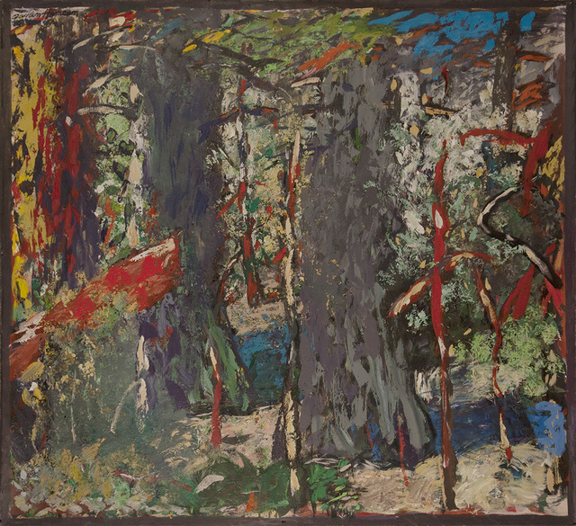Gaylen Hansen, 'Woods with Fern', 2019, Linda Hodges Gallery