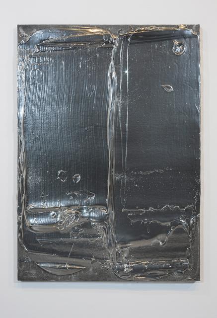 , 'Overlight Chrome 4,' 2015, Galerie Juliètte Jongma