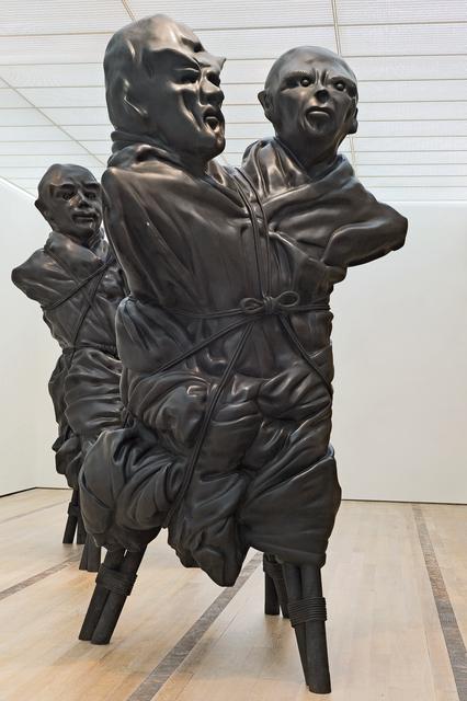 , 'United Enemies,' 2011, Moderna Museet