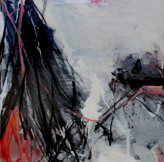, 'Red Chasm,' 2018, Friesen Gallery