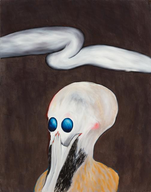 , 'Portrait,' 1968, Stevenson