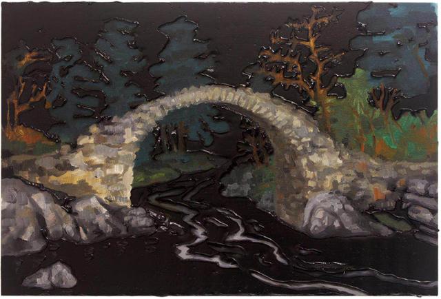 , 'Noturno - Ponte de Pedra,' 2016, SIM Galeria