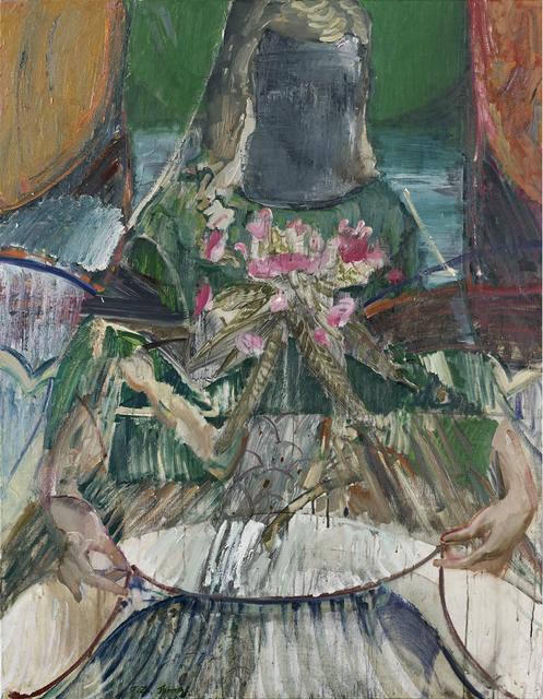 , 'Little Princess Lifting Skirt,' 2016, Mind Set Art Center