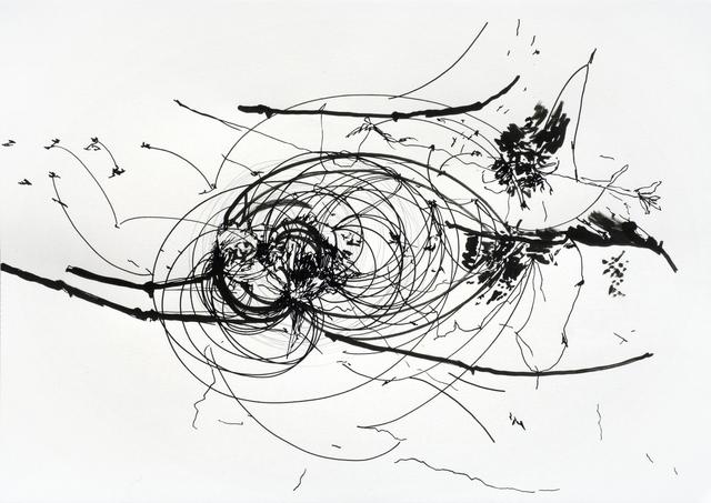 , 'Magnetic heart 53,' 2008, Galleri Bo Bjerggaard