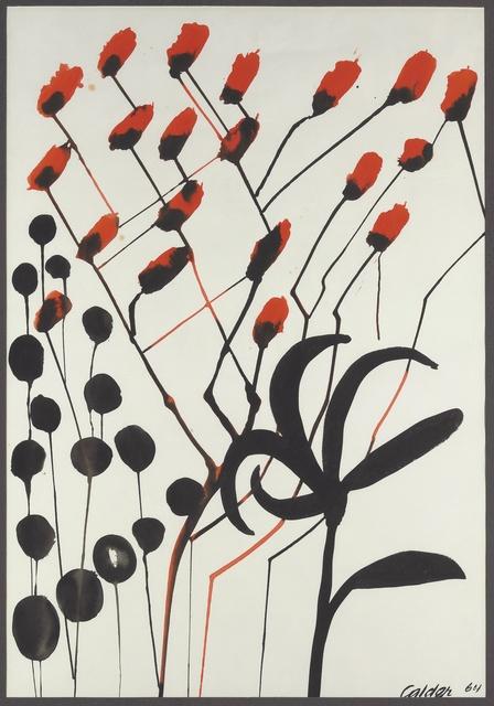 , 'Untitled (II),' 1964, Omer Tiroche Gallery
