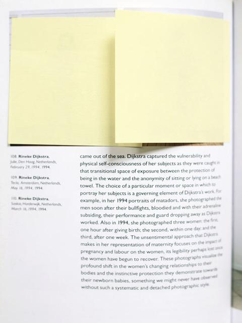 , 'The Post.it Book,' 2012-2014, METRONOM