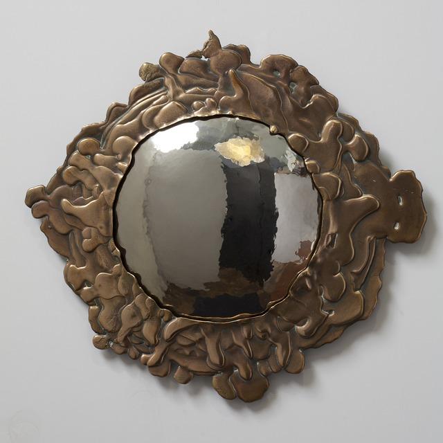 , 'Le Poisson Handmade Mirror,' 2014, Maison Gerard