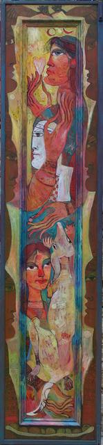 , 'Family 3 ,' 2010, al markhiya gallery