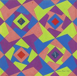 , 'No title,' 1965, Galeria Berenice Arvani