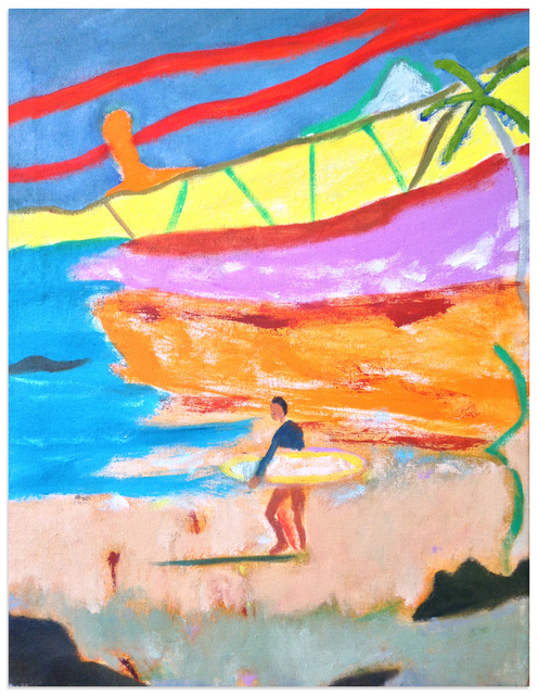 , 'Heaven - Hell,' 2015, Anna Zorina Gallery