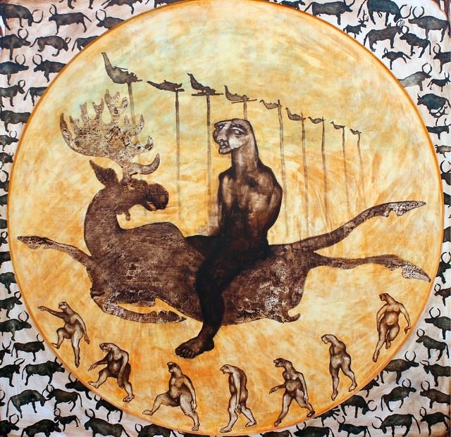 Ramazan Can, 'The Herd - Sürü', 2015, Anna Laudel
