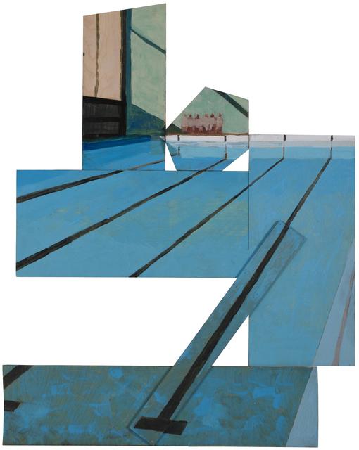 , 'Swimming pool,' 2009, Anna Nova Gallery