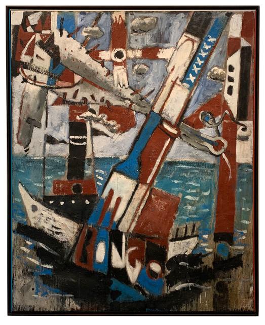, 'Kongo,' 1981, Tobias Mueller Modern Art