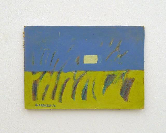 , 'Paesaggio Calabrese,' 1976, SpazioA