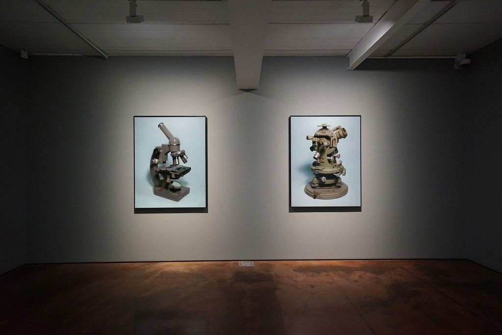 "Installation view of ""Gao Lei : Enzyme of Trial"""