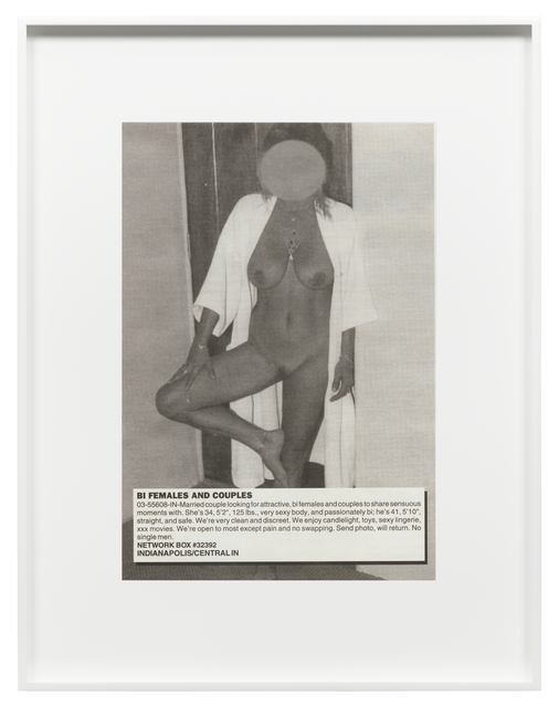 , 'Swingers,' 2018, Galerie Buchholz